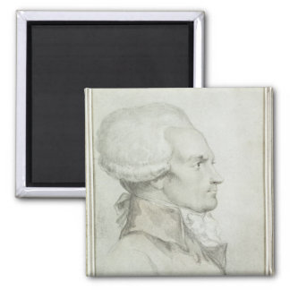 Portrait of Maximilien de Robespierre Magnet