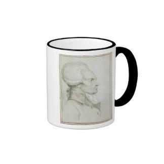 Portrait of Maximilien de Robespierre Mug