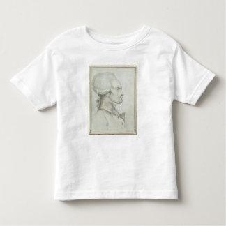 Portrait of Maximilien de Robespierre Toddler T-shirt