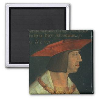 Portrait of Maximillian I Magnet