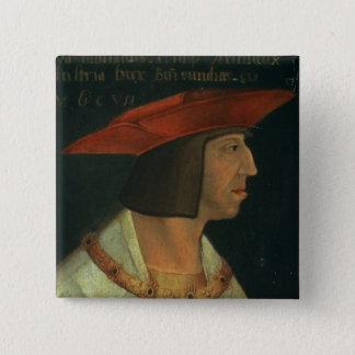 Portrait of Maximillian I Pinback Button