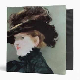 Portrait of Mery Laurent  1882 Binders