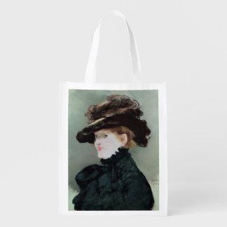 Portrait of Mery Laurent  1882 Market Totes