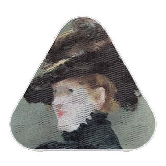 Portrait of Mery Laurent  1882 Speaker