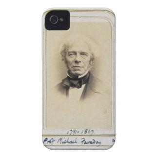 Portrait of Michael Faraday (1791-1867) (albumen p iPhone 4 Cover