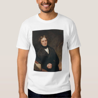 Portrait of Michael Faraday  1841-42 T-shirt