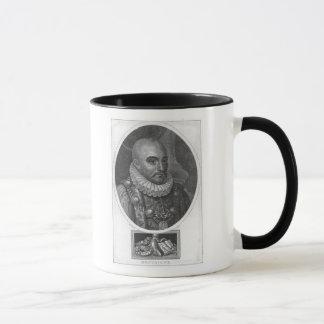 Portrait of Michel de Montaigne Mug