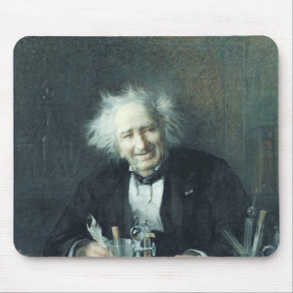 Portrait of Michel-Eugene Chevreul  1888 Mouse Pad