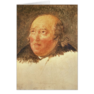 Portrait of Michel Gerard Card
