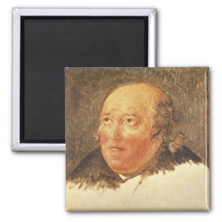 Portrait of Michel Gerard Magnet