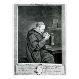 Portrait of Michel Nostradamus Postcard