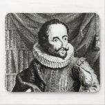 Portrait of Miguel de Cervantes Saavedra Mouse Pad
