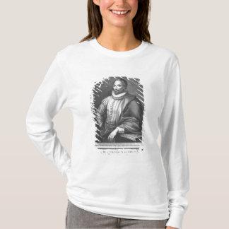 Portrait of Miguel de Cervantes Saavedra T-Shirt
