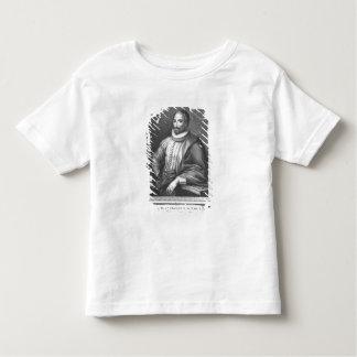 Portrait of Miguel de Cervantes Saavedra Toddler T-shirt