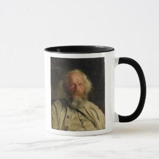 Portrait of Mikhail Alexandrovich Bakunin  1871 Mug