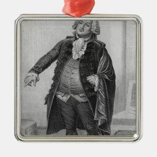 Portrait of Mirabeau Metal Ornament