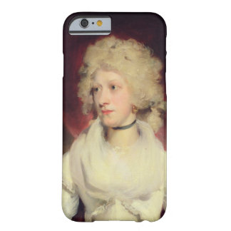 Portrait of Miss Martha Carr (oil on canvas) Barely There iPhone 6 Case