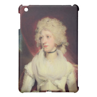 Portrait of Miss Martha Carr oil on canvas Cover For The iPad Mini