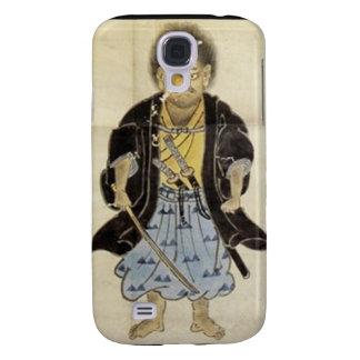 Portrait of Miyamoto Musashi as a Boy, Edo Period Galaxy S4 Cover