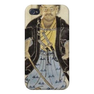 Portrait of Miyamoto Musashi as a Boy, Edo Period Case For iPhone 4