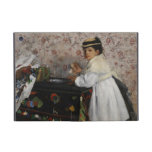 Portrait of Mlle. Hortense Valpinçon, c.1871 iPad Mini Covers
