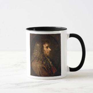 Portrait of Moliere  1660 Mug