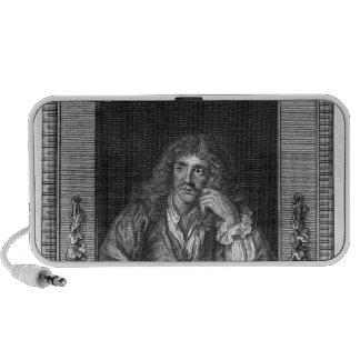 Portrait of Moliere Mini Speakers