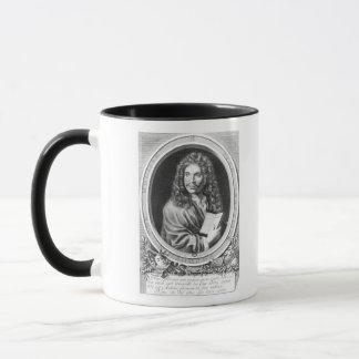 Portrait of Moliere Mug