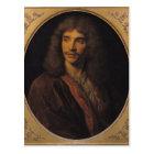 Portrait Of Francois Rabelais Postcard Zazzle Com