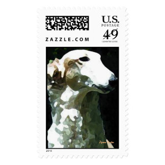 Portrait of Molly Postage Stamp