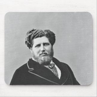 Portrait of Monsieur de Tourguenef Mouse Pad