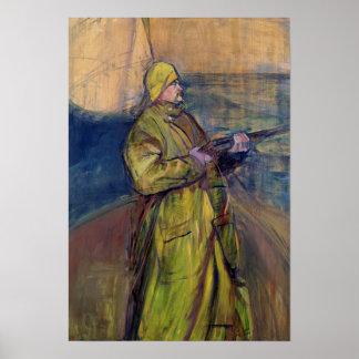Portrait of Monsieur Maurice Joyant, 1900 Poster