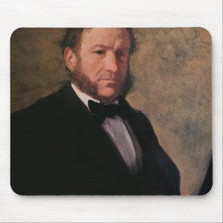 Portrait of Monsieur Ruelle, 1861 Mouse Pad