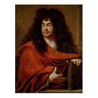Portrait of Montfleury Postcard