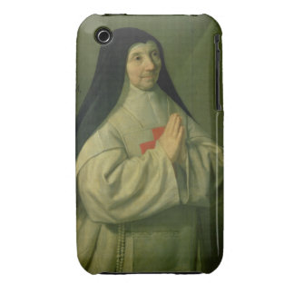Portrait of Mother Catherine-Agnes Arnauld (1593-1 iPhone 3 Case-Mate Case