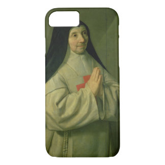 Portrait of Mother Catherine-Agnes Arnauld (1593-1 iPhone 7 Case
