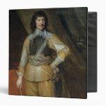 Portrait of Mountjoy Blount, Earl of Newport (c.15 3 Ring Binder