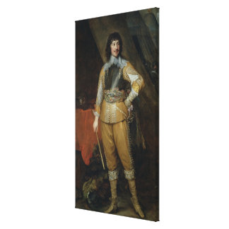 Portrait of Mountjoy Blount, Earl of Newport (c.15 Canvas Print