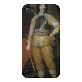 Portrait of Mountjoy Blount, Earl of Newport (c.15 iPhone 4/4S Cover