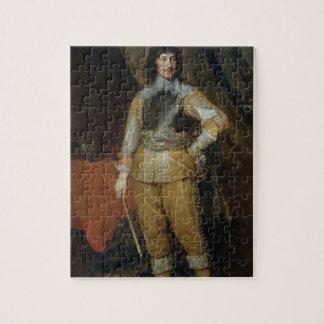Portrait of Mountjoy Blount, Earl of Newport (c.15 Jigsaw Puzzle