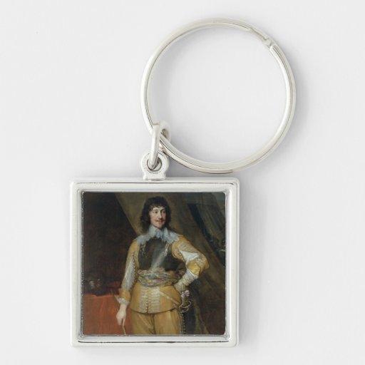 Portrait of Mountjoy Blount, Earl of Newport (c.15 Keychains