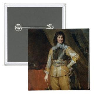Portrait of Mountjoy Blount, Earl of Newport (c.15 Pinback Button