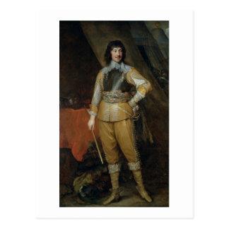 Portrait of Mountjoy Blount, Earl of Newport (c.15 Postcard