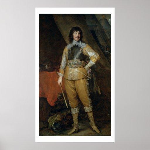 Portrait of Mountjoy Blount, Earl of Newport (c.15 Poster