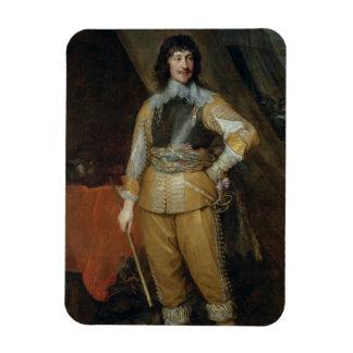 Portrait of Mountjoy Blount, Earl of Newport (c.15 Rectangular Photo Magnet
