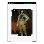 Portrait of Mountjoy Blount, Earl of Newport (c.15 iPad 3 Decals