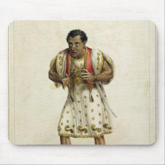 Portrait of Mr Edmund Kean  as Othello Mouse Pad