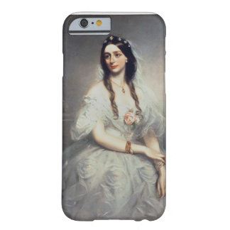 Portrait of Mrs C.W.Stoughton (d.1907), Three-quar Barely There iPhone 6 Case