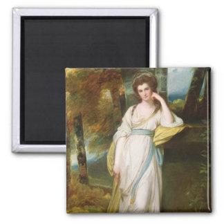 Portrait of Mrs. Henry Maxwell Magnet
