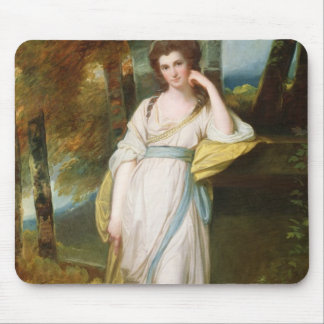 Portrait of Mrs. Henry Maxwell Mouse Pad